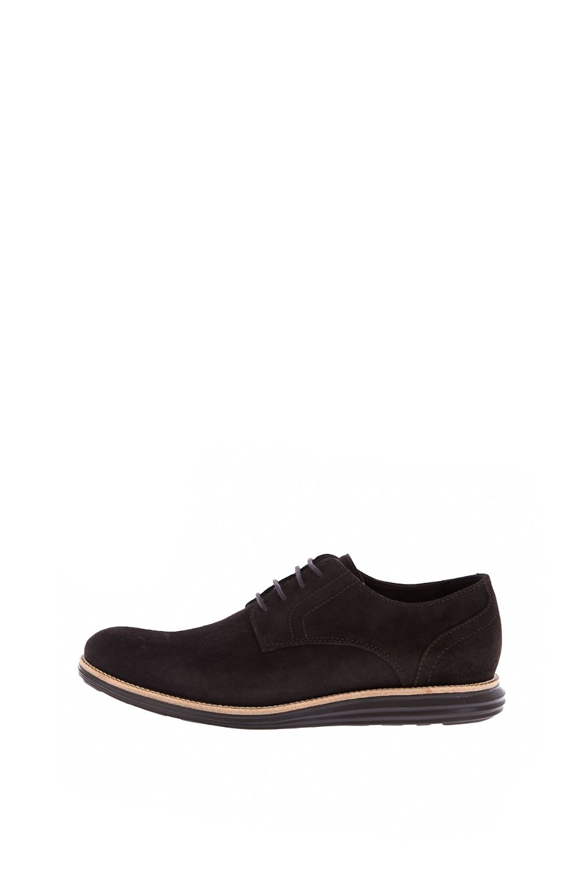 CALVIN KLEIN JEANS – Ανδρικά δετά παπούτσια Calvin Klein Jeans σκούρο καφέ
