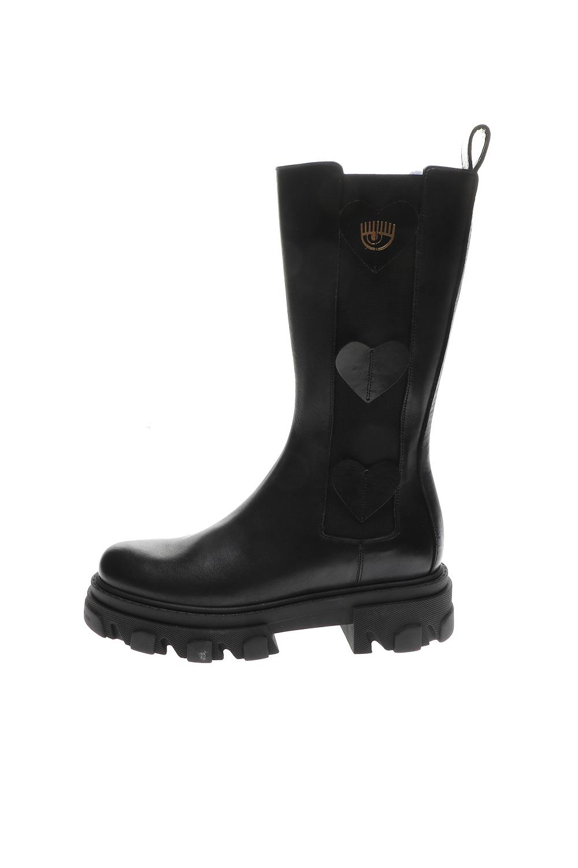 CHIARRA FERRAGNI – Γυναικείες μπότες CHIARRA FERRAGNI CF2853-001 μαύρες