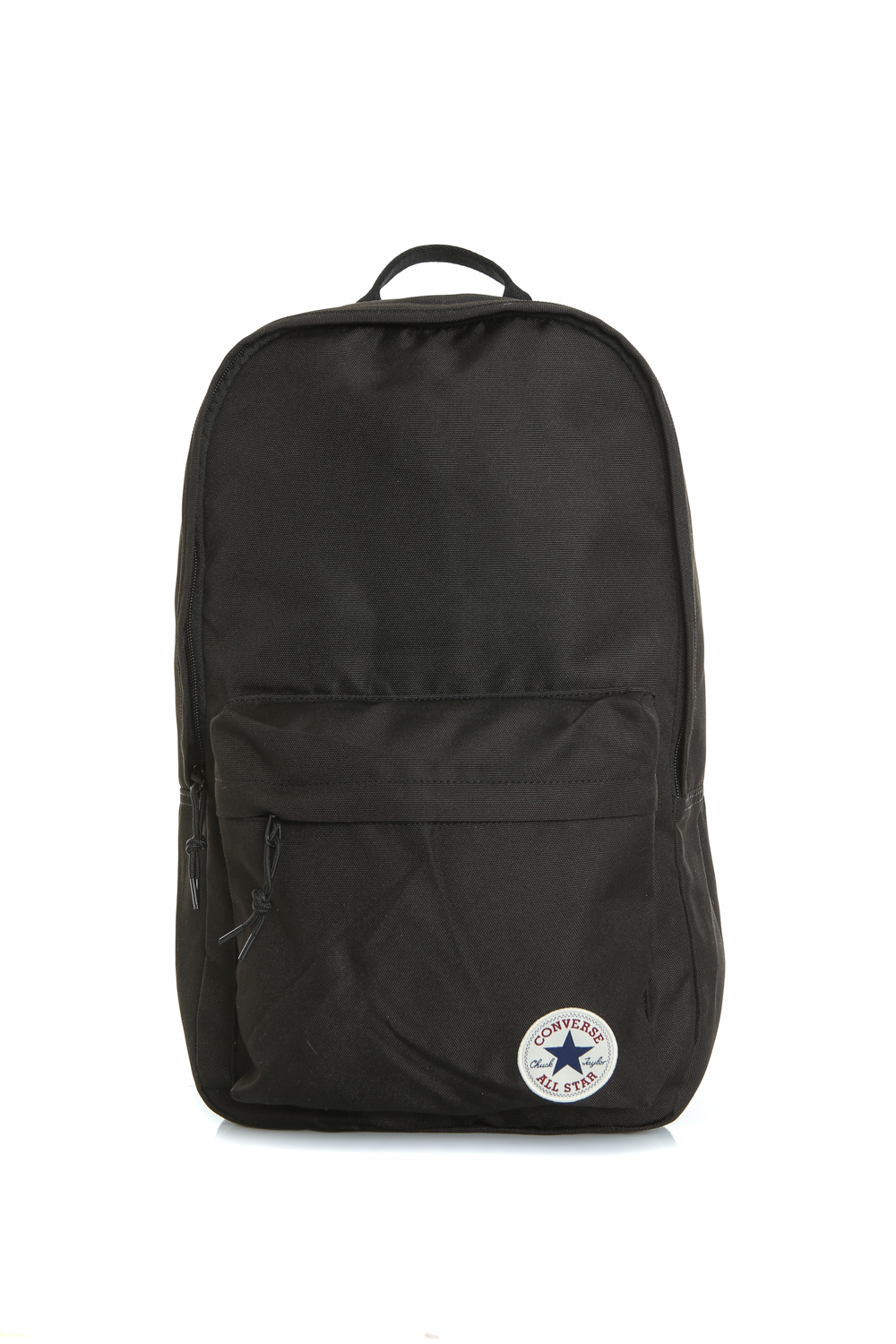 CONVERSE - Unisex τσάντα πλάτης Poly Backpack CONVERSE μαύρη