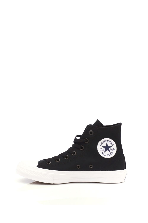 CONVERSE – Unisex ψηλά sneakers CONVERSE Chuck Taylor All Star II Hi μαύρα