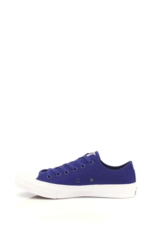 CONVERSE – Unisex sneakers CONVERSE Chuck Taylor All Star II Ox μπλε