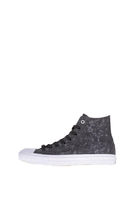 CONVERSE – Unisex ψηλά sneakers CONVERSE Chuck Taylor All Star II Hi CONVERSE γκρι