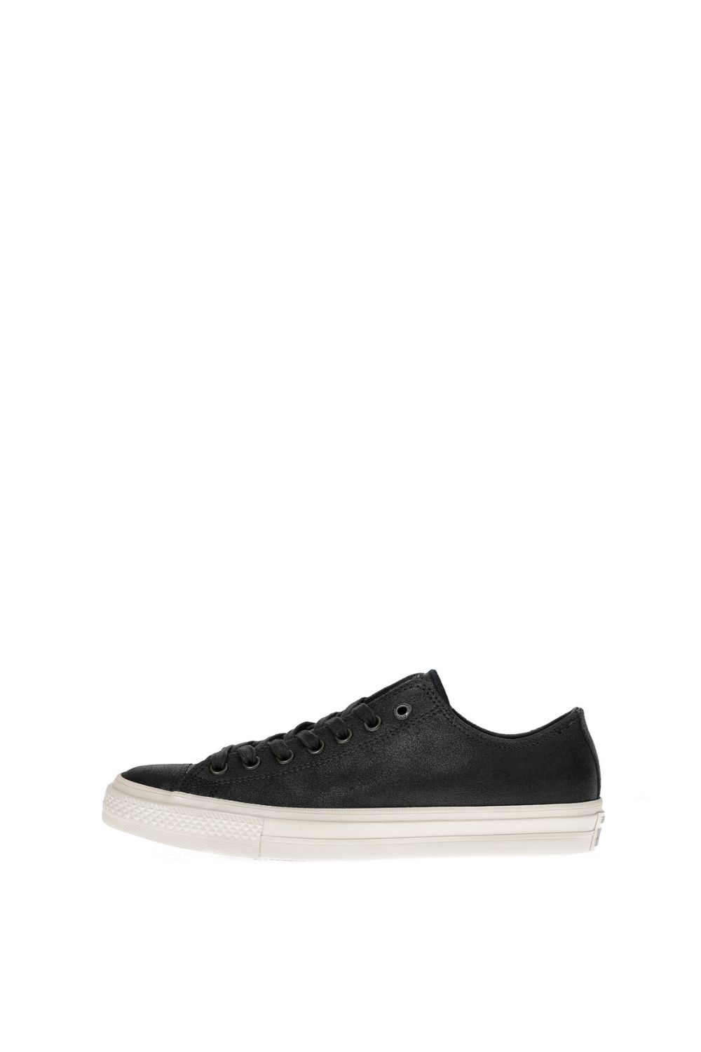CONVERSE – Unisex sneakers CONVERSE Chuck Taylor All Star II Ox μαύρα