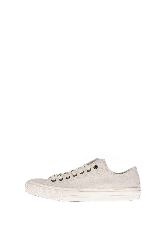 CONVERSE – Unisex sneakers CONVERSE Chuck Taylor All Star II Ox εκρού