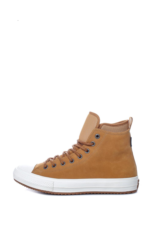 CONVERSE – Unisex παπούτσια Chuck Taylor WP Boot Hi καφέ