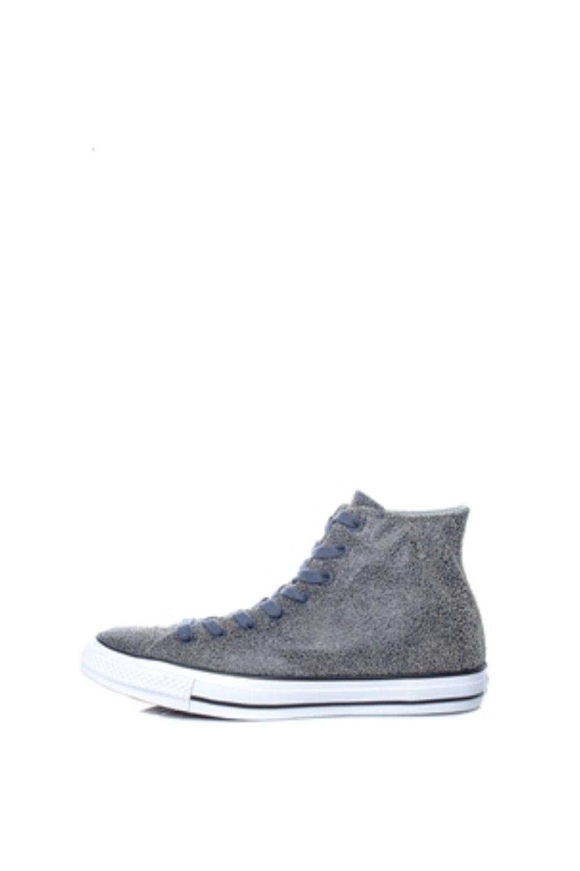 CONVERSE – Unisex ψηλά sneakers CONVERSE Chuck Taylor All Star Hi γκρι