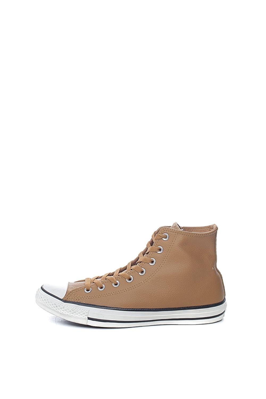 CONVERSE – Unisex ψηλά sneakers CONVERSE Chuck Taylor All Star Hi καφέ