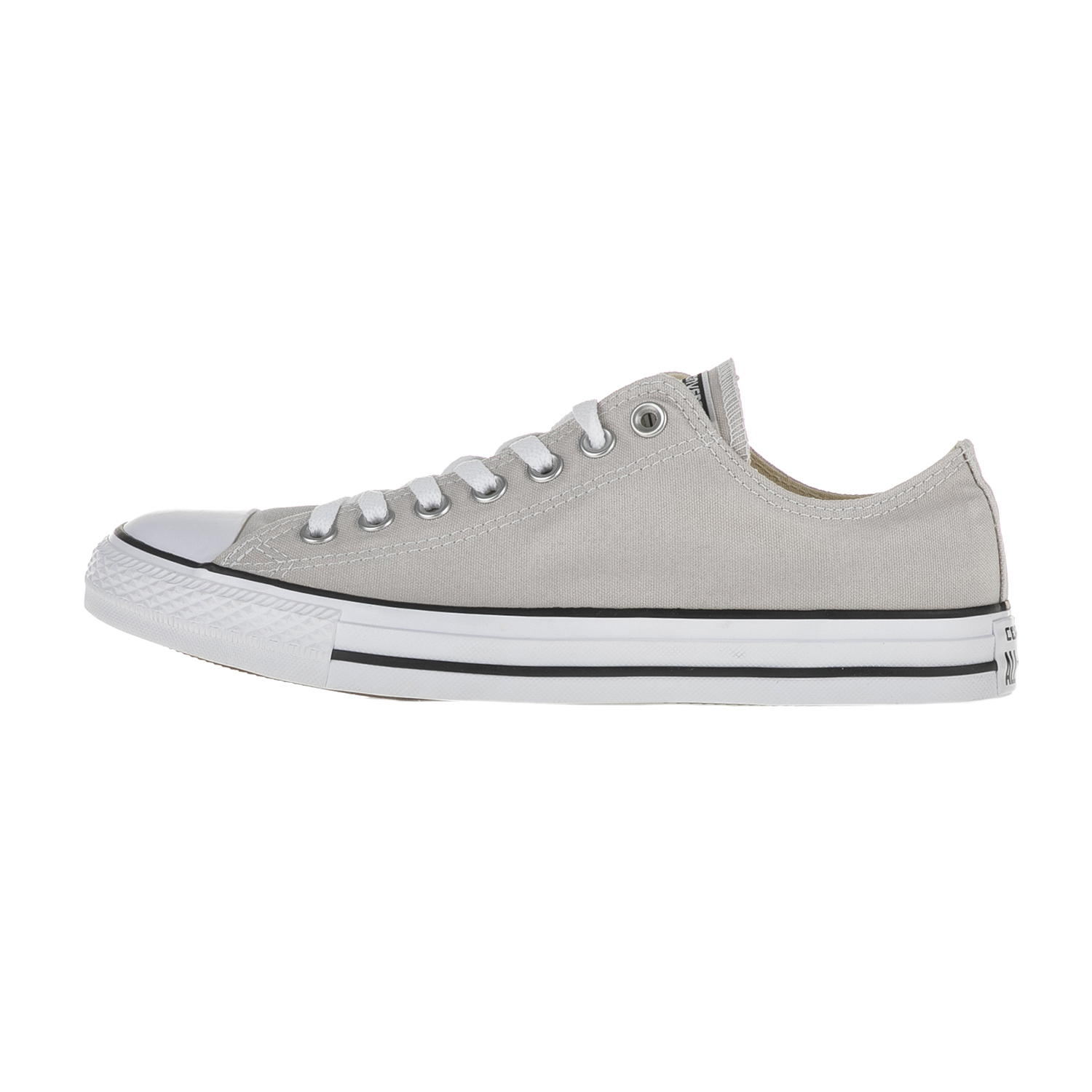 CONVERSE - Unisex χαμηλά sneakers Converse Chuck Taylor All Star Ox γκρι