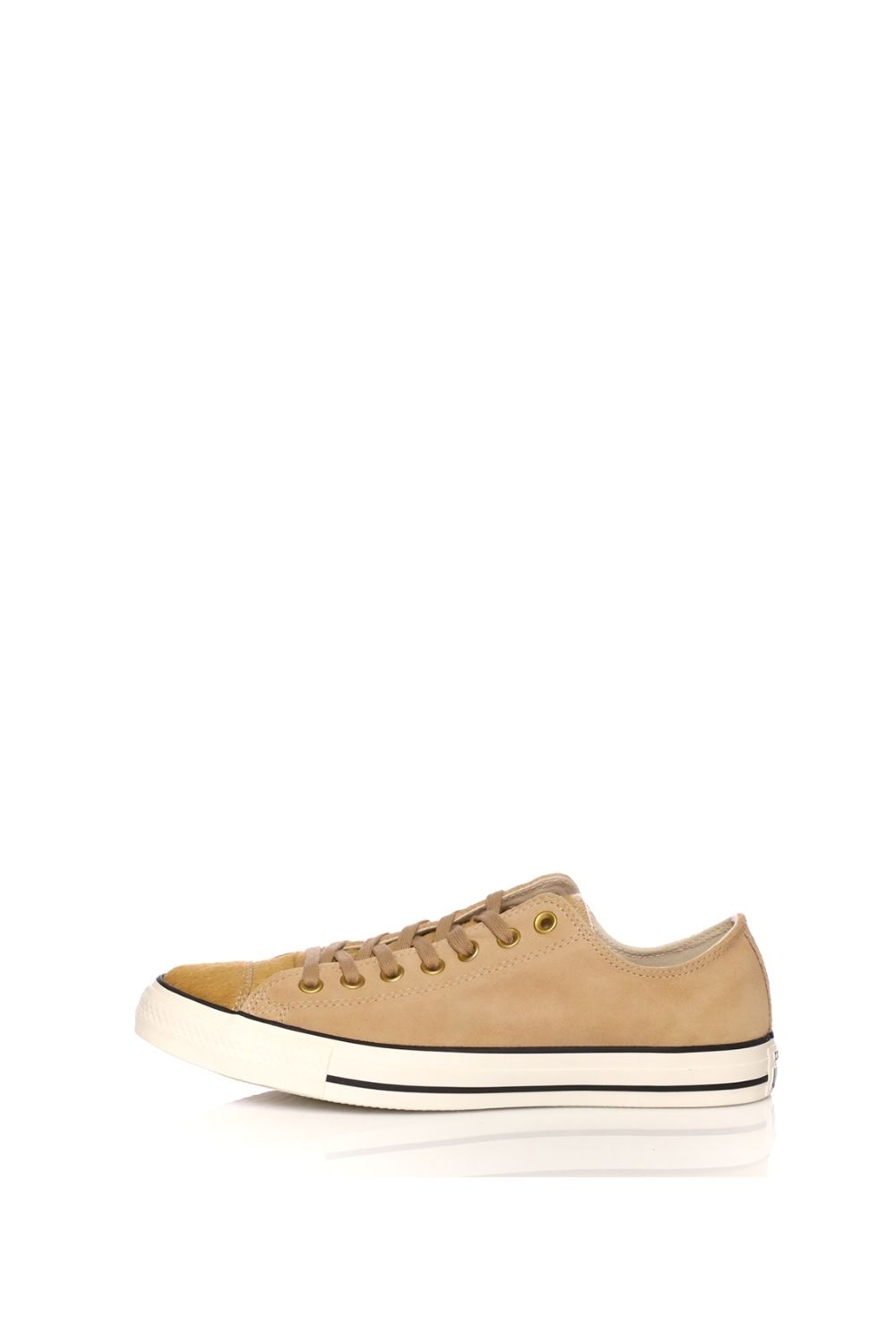 CONVERSE – Unisex sneakers CONVERSE Chuck Taylor All Star Ox καφέ