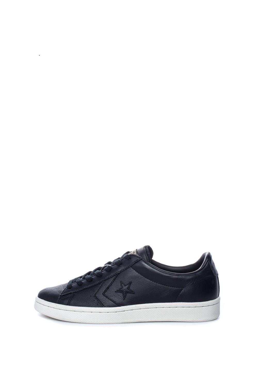 CONVERSE – Unisex sneakers CONVERSE PL 76 Ox μαύρα