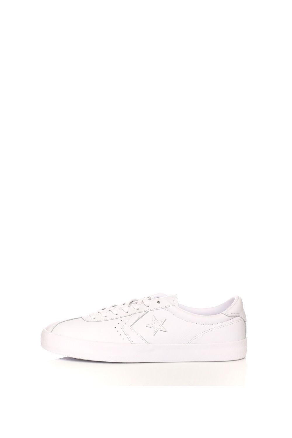 CONVERSE – Unisex sneakers CONVERSE Breakpoint Ox λευκά
