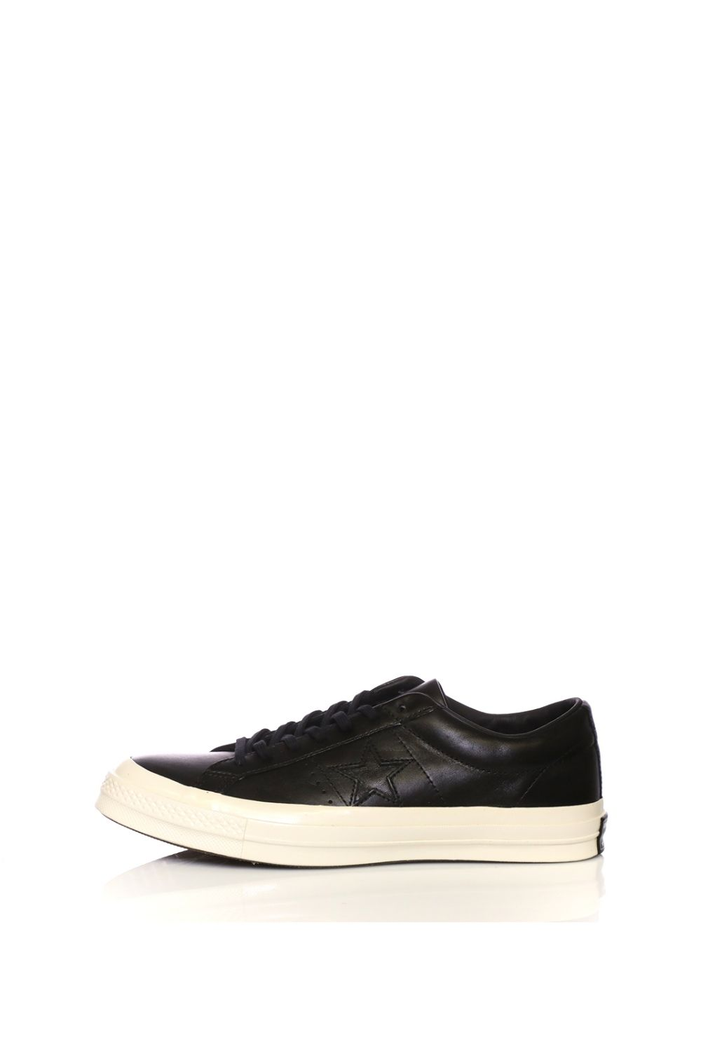 CONVERSE – Unisex sneakers CONVERSE One Star Ox μαύρα