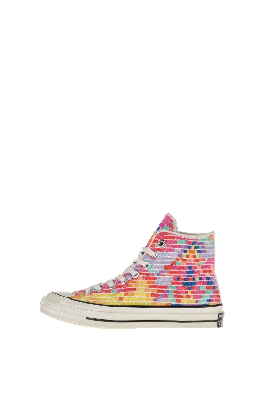 CONVERSE – Γυναικεία ψηλά sneakers CONVERSE Chuck Taylor All Star 1970s Hi μπλε κίτρινο