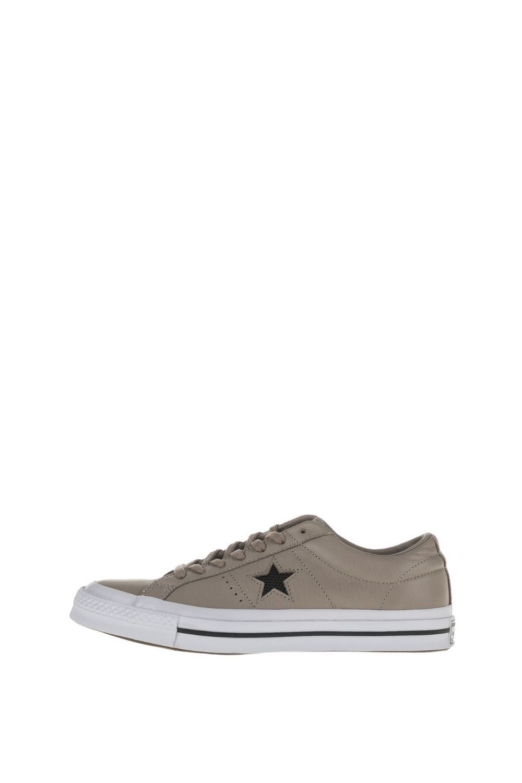 CONVERSE – Unisex sneakers CONVERSE One Star Ox μπεζ