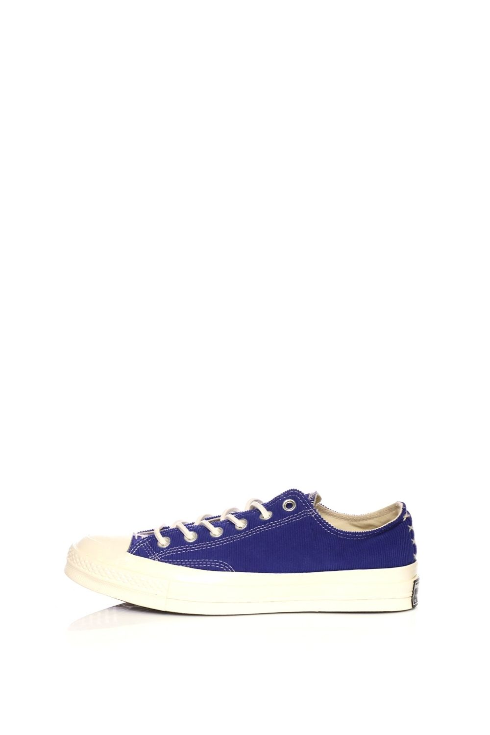 CONVERSE - Υφασμάτινα Παπούτσια CONVERSE QS CTAS '70 FRENCH WORKWEAR OX Μπλε