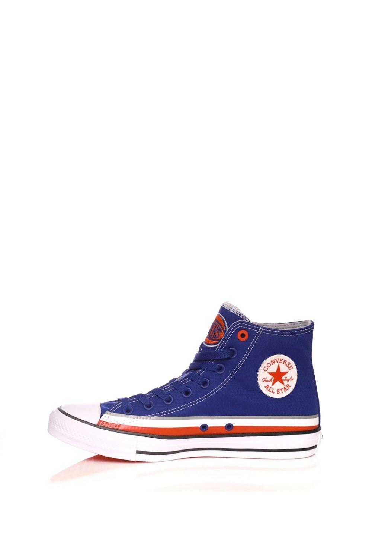 CONVERSE – Unisex ψηλά sneakers CONVERSE Chuck SE New York Knicks μπλε πορτοκαλί
