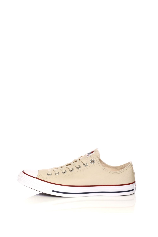 CONVERSE – Unisex sneakers CONVERSE CHUCK TAYLOR ALL STAR μπεζ