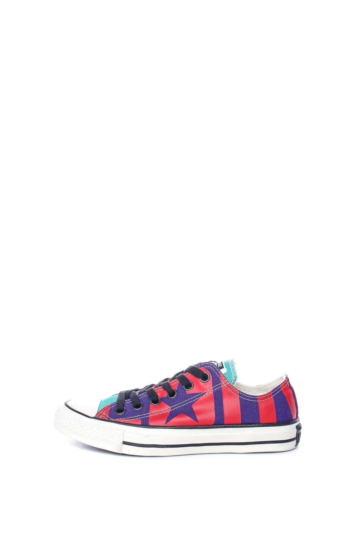 CONVERSE – Unisex παπούτσια Chuck Taylor All Star Ox μοβ-τιρκουάζ