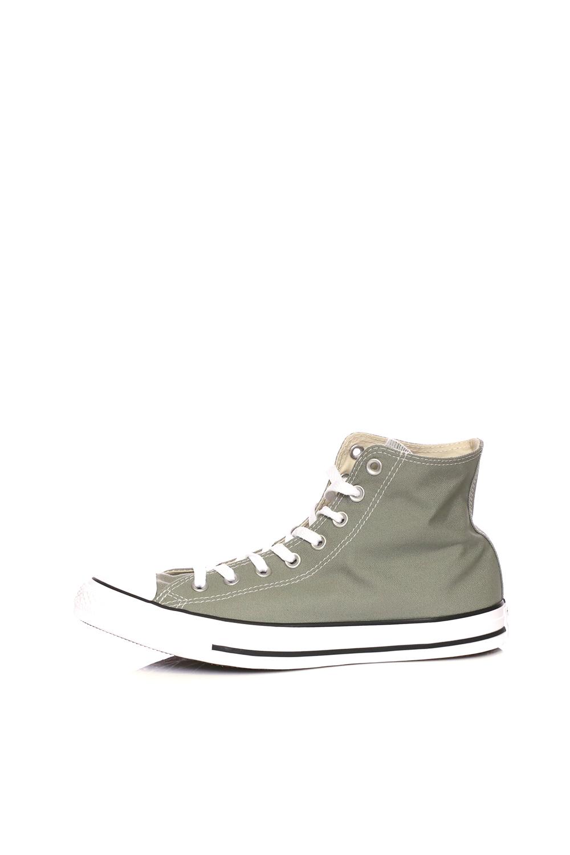 CONVERSE – Unisex μποτάκια Converse Chuck Taylor All Star Hi πράσινα