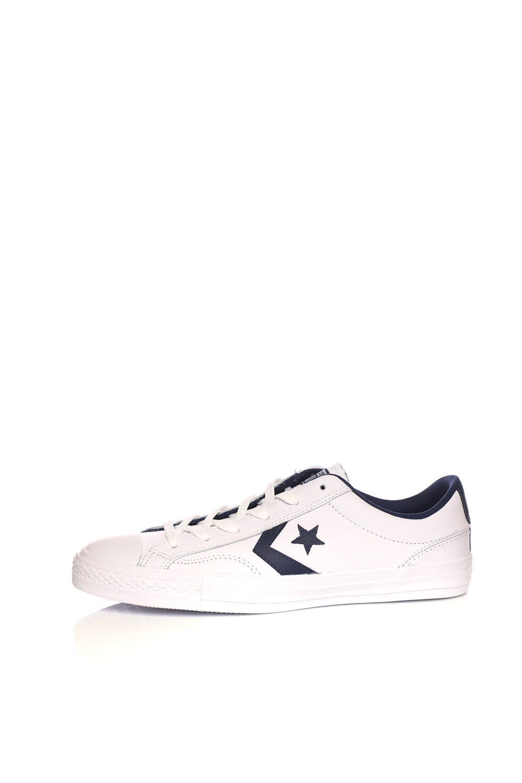 CONVERSE – Ανδρικά παπούτσια Converse STAR PLAYER λευκά – μπλε