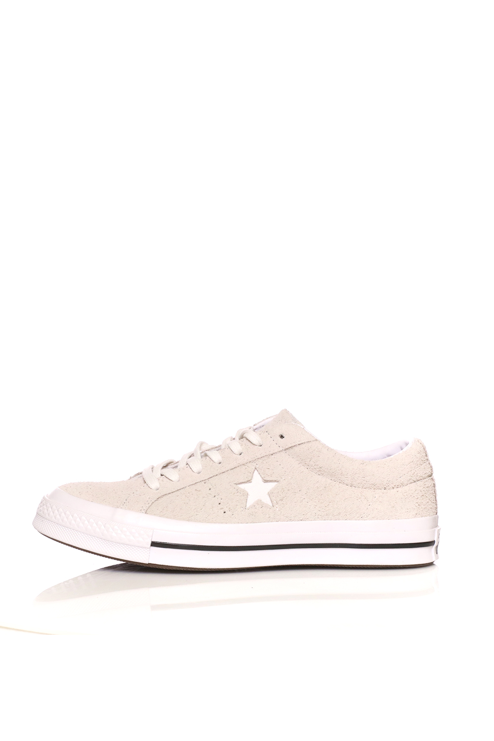 CONVERSE - Unisex Sneakers CONVERSE One Star Λευκά