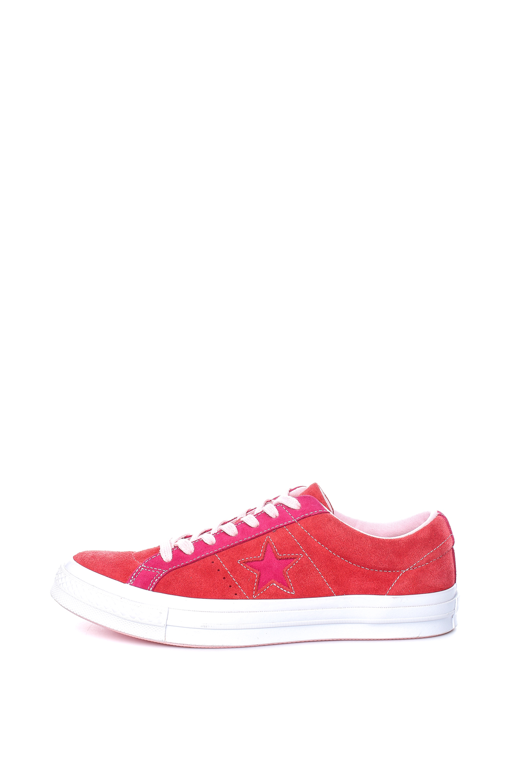 -40% Collective Online CONVERSE – Ανδρικά σουέτ sneakers CONVERSE ONE STAR  κόκκινα 021ea562c15