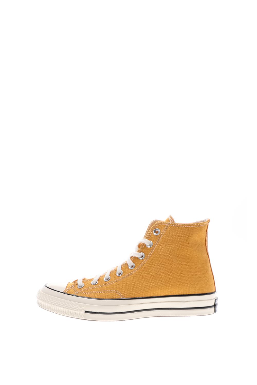 CONVERSE – Unisex ψηλά sneakers CONVERSE CHUCK 70 κίτρινα
