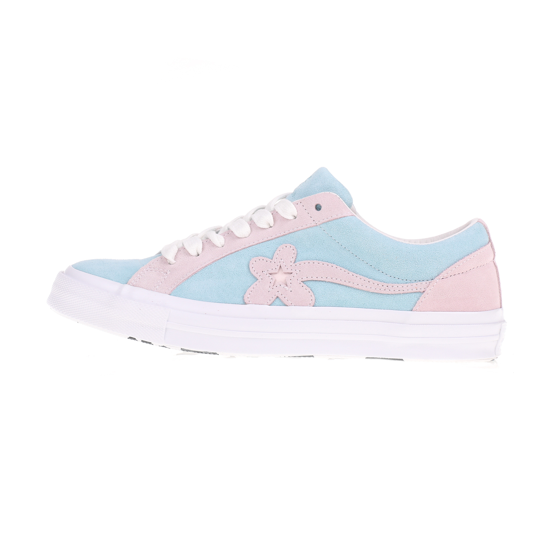 CONVERSE – Unisex sneakers CONVERSE One Star Golf Le Fleur γαλάζια