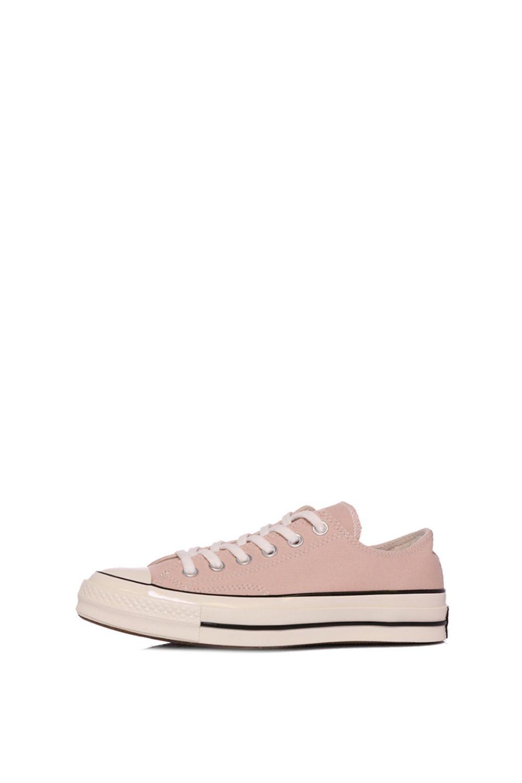 CONVERSE – Unisex sneakers CONVERSE Chuck 70 Ox μπεζ