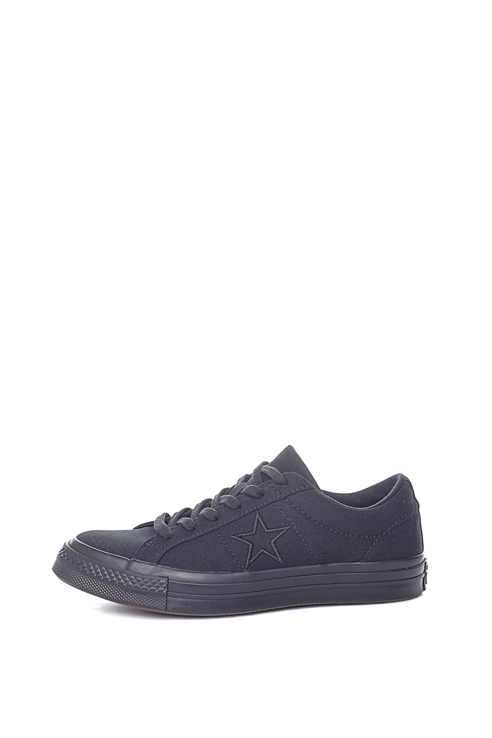 CONVERSE – Unisex sneakers CONVERSE One Star μαύρα