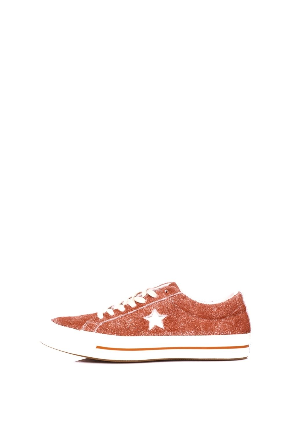 CONVERSE – Unisex sneakers One Star πορτοκαλί