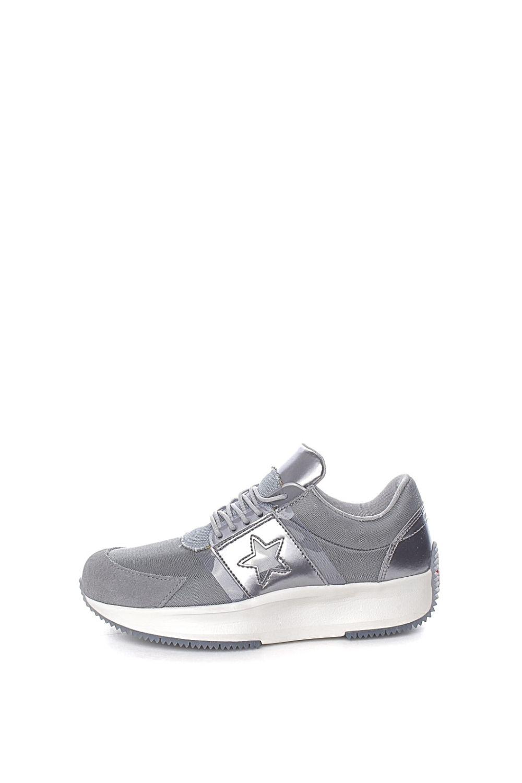 CONVERSE – Unisex sneakers CONVERSE Run Star Ox γκρι
