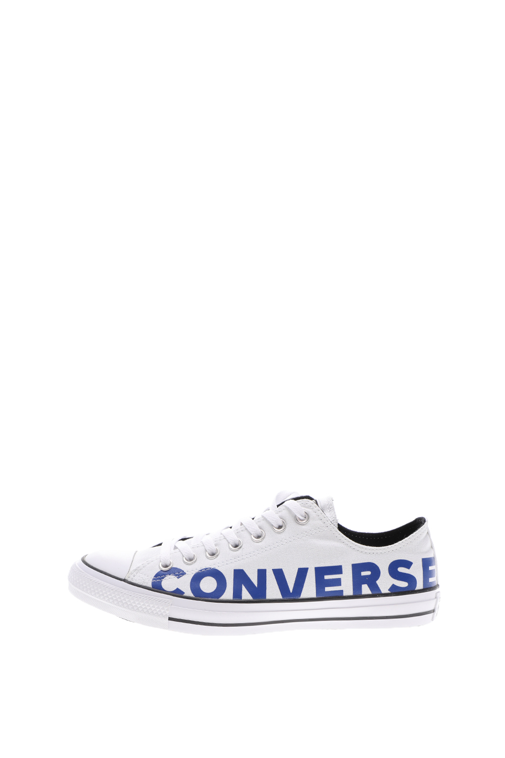 CONVERSE – Unisex sneakers CONVERSE CHUCK TAYLOR ALL STAR λευκά μπλε