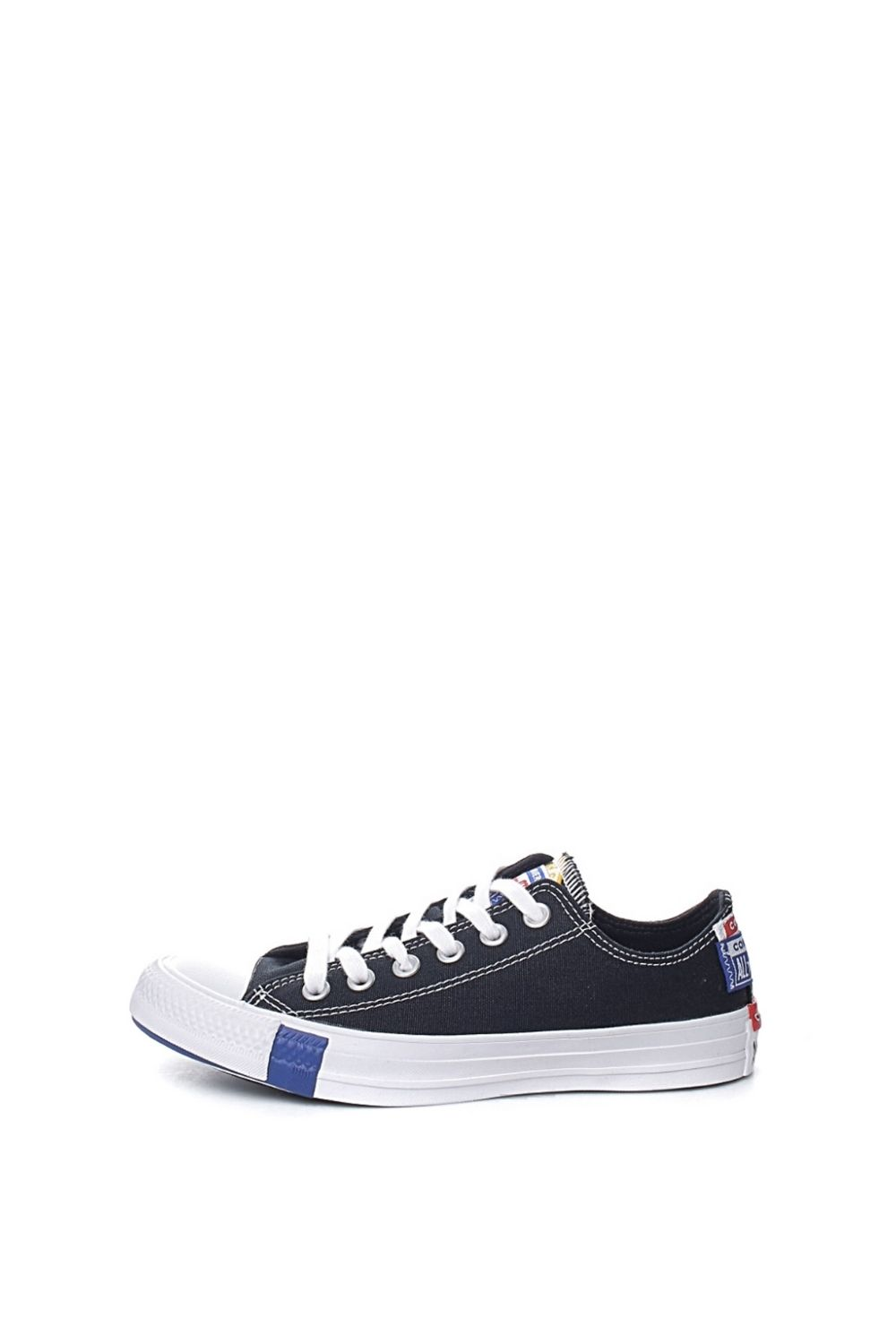 CONVERSE – Unisex sneakers CONVERSE CHUCK TAYLOR ALL STAR LOGO μαύρα