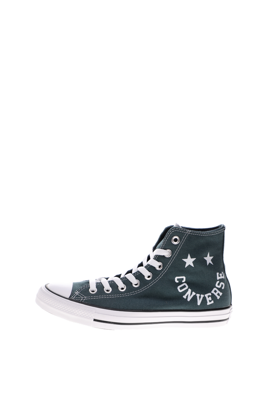 CONVERSE – Unisex ψηλά sneakers CONVERSE CHUCK TAYLOR ALL STAR SMILE μπλε
