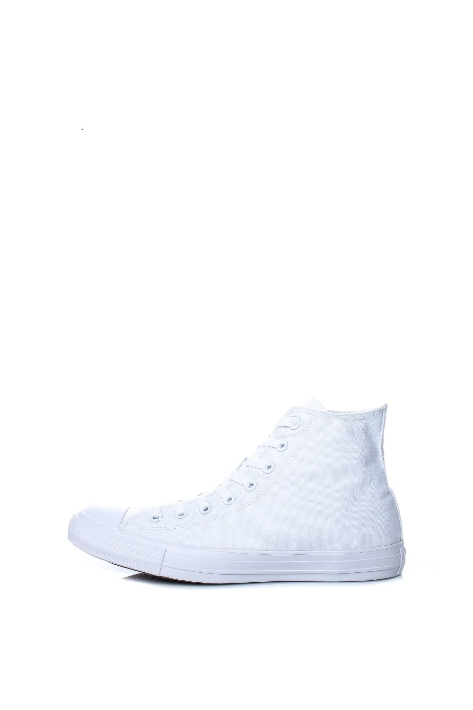 CONVERSE – Unisex ψηλά sneakers CONVERSE Chuck Taylor All Star Seasonal λευκά