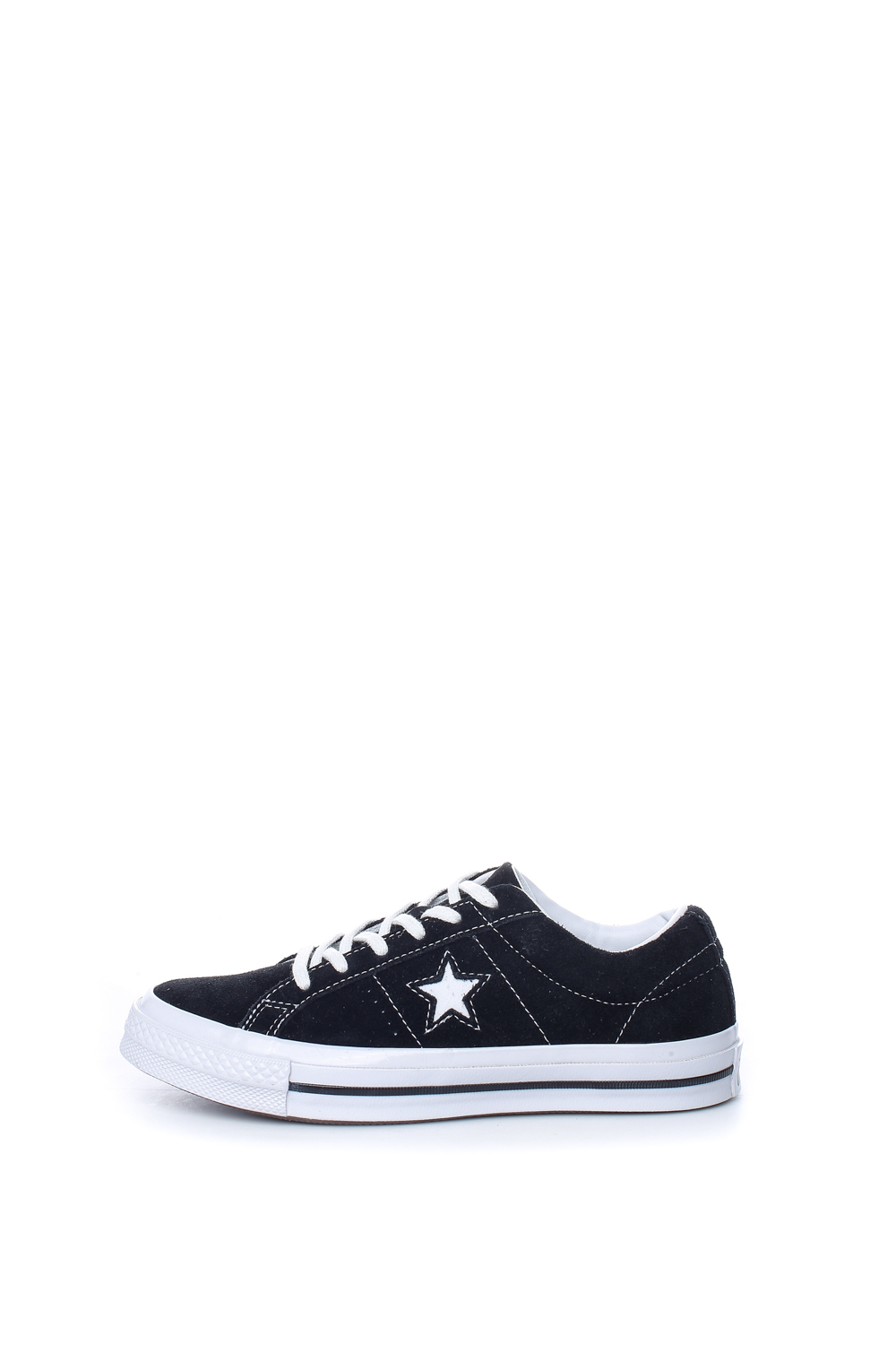 -40% Collective Online CONVERSE – Παιδικά sneakers CONVERSE ONE STAR μαύρα ab75d333a0a