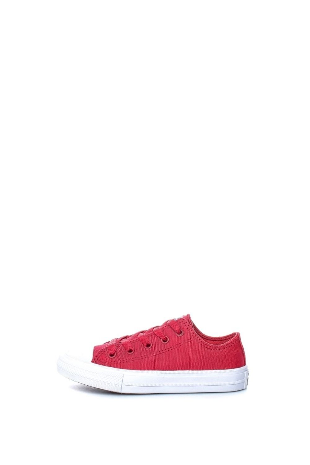 CONVERSE – Παιδικά sneakers CONVERSE Chuck Taylor All Star II Ox κόκκινα