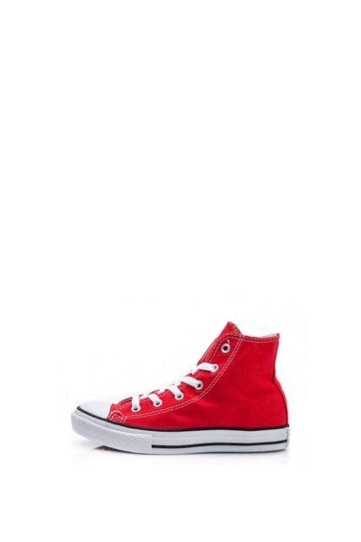 CONVERSE – Παιδικά μποτάκια Chuck Taylor κόκκινα
