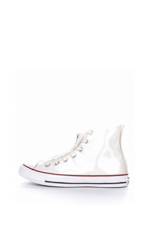 CONVERSE – Γυναικεία ψηλά sneakers CONVERSE Chuck Taylor All Star Shroud λευκά