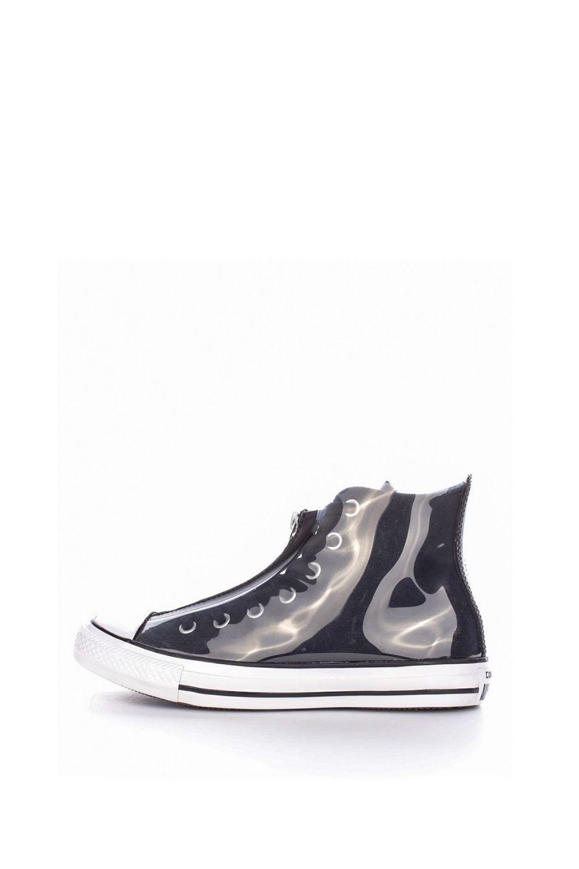 CONVERSE – Γυναικεία ψηλά sneakers CONVERSE Chuck Taylor All Star Shroud μαύρα