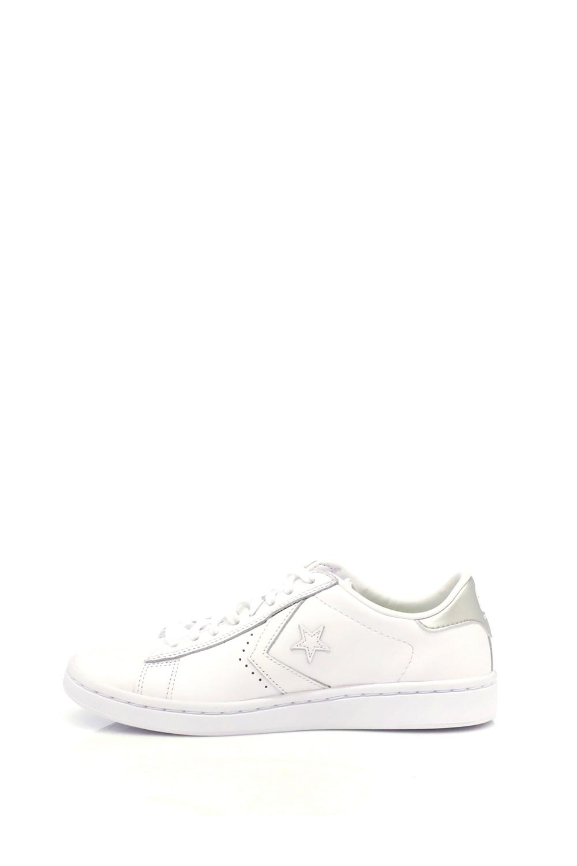 0c8e5cc3179 -20% Collective Online CONVERSE – Γυναικεία παπούτσια Pro Leather Metallic  Ox λευκά