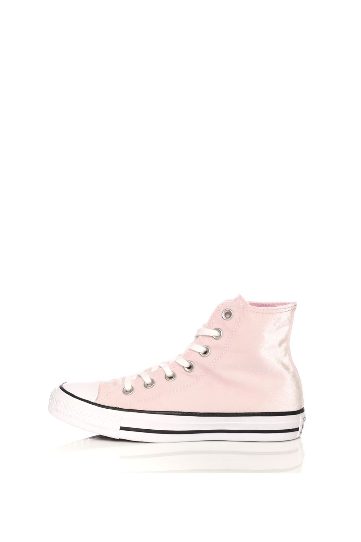 CONVERSE – Γυναικεία παποούτσια Chuck Taylor All Star Hi ροζ