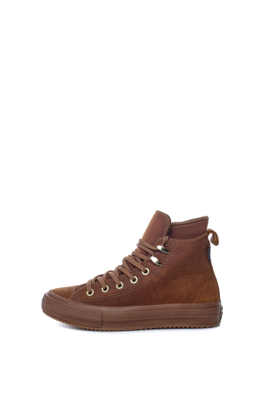 CONVERSE – Γυναικεία ψηλά sneakers CONVERSE Chuck Taylor WP Boot Hi καφέ