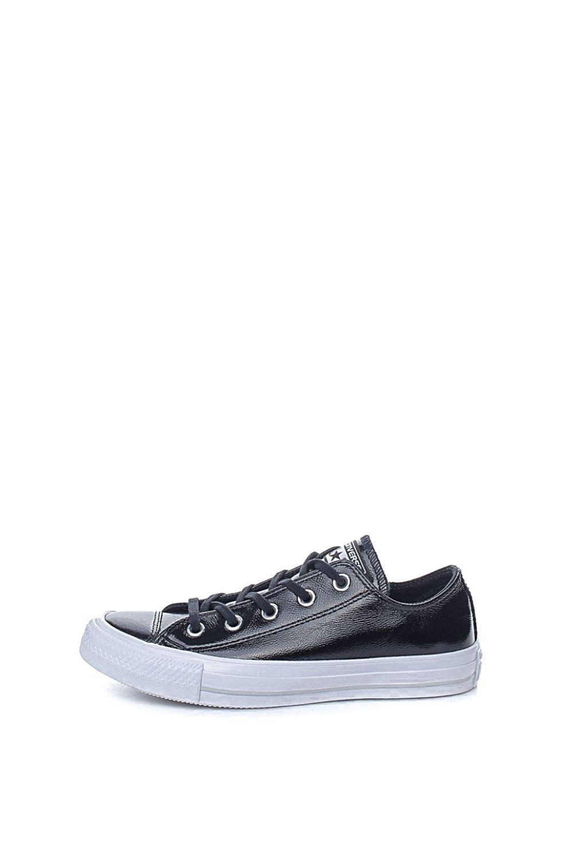 CONVERSE – Γυναικεία sneakers CONVERSE Chuck Taylor All Star Ox μαύρα