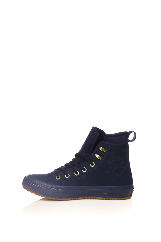 CONVERSE – Γυναικεία ψηλά sneakers CONVERSE CHUCK TAYLOR WP BOOT HI μπλε