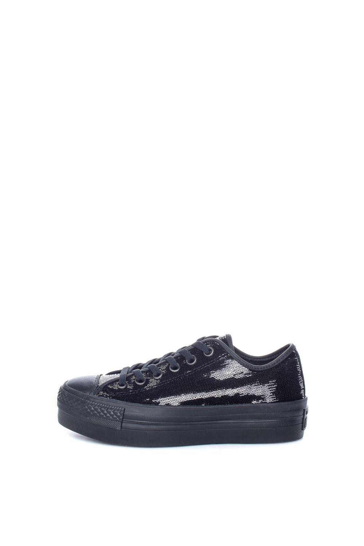 -40% Collective Online CONVERSE – Γυναικεία sneakers Chuck Taylor All Star  Platform CONVERSE μαύρα 3329e3f2405