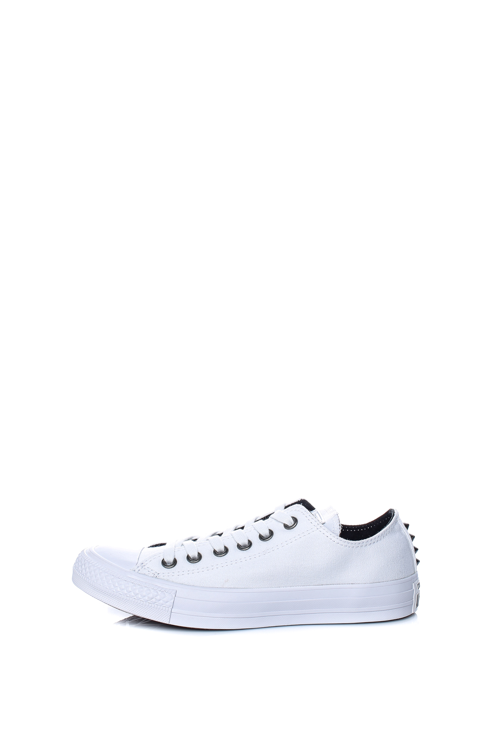 -40% Collective Online CONVERSE – Γυναικεία sneakers Converse Chuck Taylor  All Star Ox λευκά με studs dc7d611e3f5