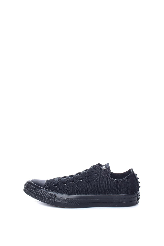 CONVERSE – Γυναικεία χαμηλά sneakers Converse Chuck Taylor All Star Ox μαύρα με τρουξ