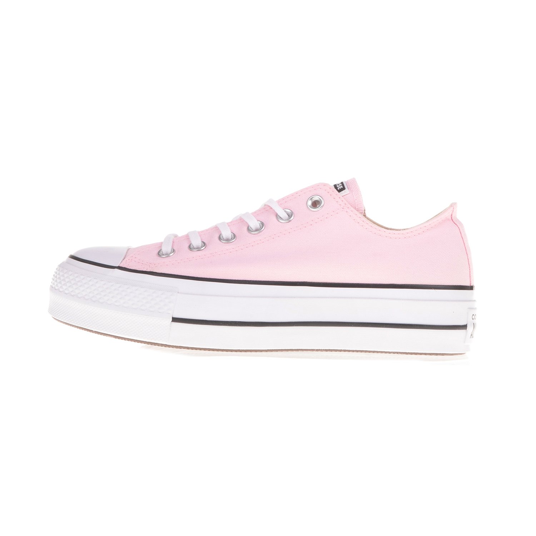 CONVERSE – Γυναικεία sneakers Chuck Taylor All Star Lift Ox ροζ